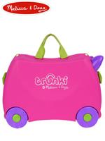 Melissa & Doug Trunki 멜리사앤더그 트렁키 다용도 유아여행가방 토이박스 장난감 - 핑크