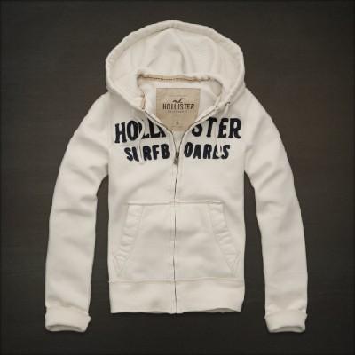 Hollister 홀리스터 후드집업 샌오노프레(San Onofre) - 크림