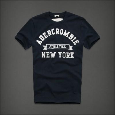 Abercrombie 아베크롬비 남녀공용 반팔 티셔츠 앨렌브룩(Allenbrook) - 네이비