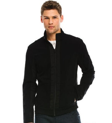 BIG SALE 50%할인 알마니익스체인지 자켓 ( Armaniexchange Knit Moto Jacket )