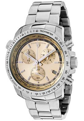 BIG SALE 50%할인 스위스 레전드 시계 ( SWISS LEGEND Men World Timer Chronograph Stainless Stee )