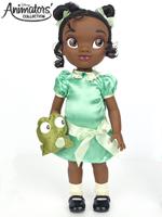 Disney Animators Collection 디즈니 애니메이션 인형 - 공주와 개구리(The Princess and the Frog)