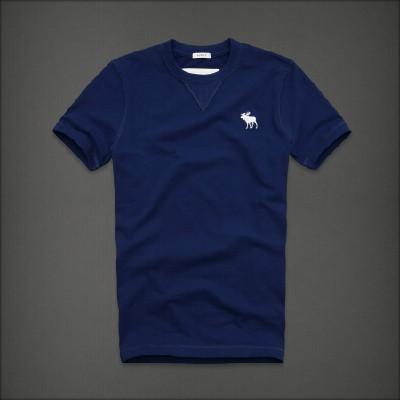 Abercrombie 아베크롬비 남녀공용 반팔 티셔츠 마운틴폰드(Mountain Pond) - 다크블루