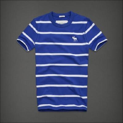 Abercrombie 아베크롬비 남녀공용 반팔 티셔츠 콜든댐(Colden Dam) - 블루