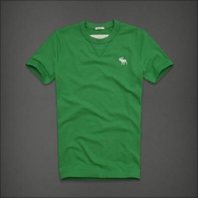 Abercrombie 아베크롬비 남녀공용 반팔 티셔츠 마운틴폰드(Mountain Pond) - 그린