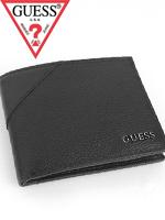 2012년 신상품 Guess 게스 남성반지갑 0230 블랙