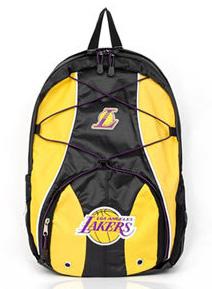 NBA 백팩 - LA레이커스 ( 블랙/옐로우 )