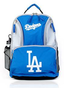 MLB 백팩 - LA다저스 ( 그레이/블루 ) - 2009년형 모델