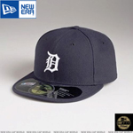 MLB 정품모자 뉴에라 59FIFTY 야구모자-디트로이트 타이거스