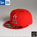 MLB 정품모자 뉴에라 59FIFTY 야구모자-로스앤젤레스 앤젤스