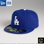 MLB 정품모자 뉴에라 59FIFTY 야구모자-로스앤젤레스 다저스
