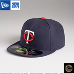 MLB 정품모자 뉴에라 59FIFTY 야구모자-미네소타 트윈스