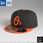 MLB 정품모자 뉴에라 59FIFTY 야구모자-볼티모어 오리올스