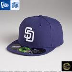 MLB 정품모자 뉴에라 59FIFTY 야구모자-샌디에고 파드레스