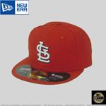 MLB 정품모자 뉴에라 59FIFTY 야구모자-세인트루이스 카디널스