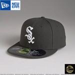 MLB 정품모자 뉴에라 59FIFTY 야구모자-시카고 화이트삭스