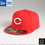 MLB 정품모자 뉴에라 59FIFTY 야구모자-신시내티 레즈