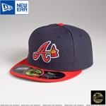 MLB 정품모자 뉴에라 59FIFTY 야구모자-애틀란타 브레이브스(1)