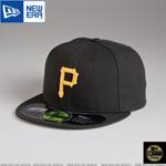 MLB 정품모자 뉴에라 59FIFTY 야구모자-피츠버그 파이럿츠