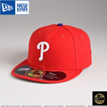 MLB 정품모자 뉴에라 59FIFTY 야구모자-필라델피아 필리스