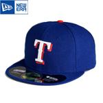 MLB 정품모자 뉴에라 59FIFTY 야구모자-텍사스 레인져스