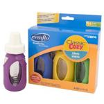 EVENFLO 이븐플로 클래식 코지 유리 젖병 - 120ml (3pc)