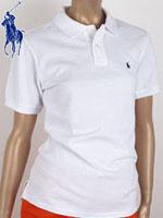 POLO 폴로 보이즈 반팔 PK셔츠 - SP/화이트