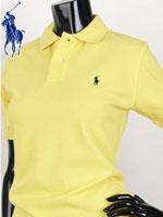 POLO 폴로 보이즈 반팔 PK셔츠 - SP/옐로우