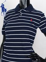 POLO 폴로 보이즈 반팔 PK셔츠 - SP/네이비에스에스