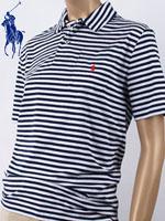 POLO 폴로 보이즈 반팔 PK셔츠 - SP/포켓마린네이비
