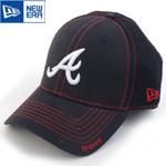 MLB 정품모자 뉴에라 39THIRTY 야구모자-애틀랜타 브레이브스