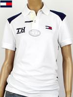 Tommy Hilfiger 타미힐피거 성인용 커스텀핏 반팔 PK셔츠 / 150-100