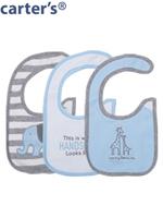 Carter's 카터스 턱받이 3종세트 121A837/블루
