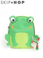 Skip*hop 스킵합 zoo시리즈 유아 런치백 - 개구리