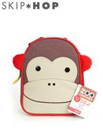 Skip*hop 스킵합 zoo시리즈 유아 런치백 - 원숭이