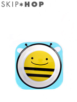 Skip*hop 스킵합 zoo 테이블웨어 이유식기 보울 - 벌