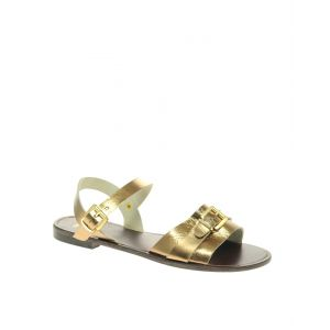 BIG SALE 50%할인 아소스 샌들 (ASOS FEARNE Leather Flat Sandals With Buckle Detail )