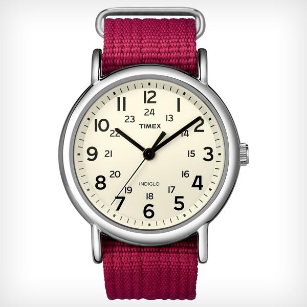 Timex Weekender 타이맥스 위켄더 손목시계 T2N652