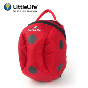 LittleLife 리틀라이프 동물모양 유아백팩 미아방지가방 - 무당벌레