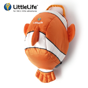 LittleLife 리틀라이프 동물모양 유아백팩 미아방지가방 - 니모