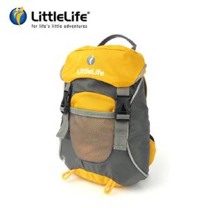 LittleLife 리틀라이프 동물모양 유아백팩 미아방지가방 - 알파인2/옐로우
