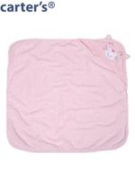 Carter's 카터스 유아 후드 타올 속싸개 126-298/핑크