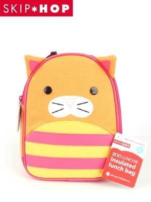Skip*hop 스킵합 zoo시리즈 유아 런치백 - 고양이