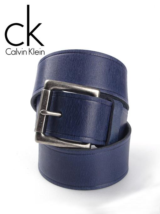 CK 캘빈클라인 남성벨트 73004 블루