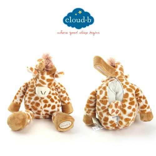 CLOUD.B 클라우드비 아기 수면인형 잠자는 기린 미니(Gentle Giraffe Mini)