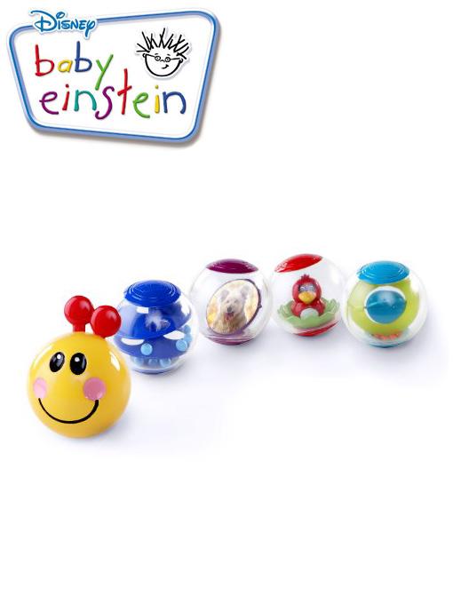 Baby Einstein Roller Pillar Activity Ball #90573 베이비아인슈타인 감각놀이공