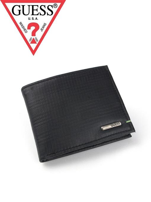 2013년 신상품 Guess 게스 남성반지갑 0331 블랙
