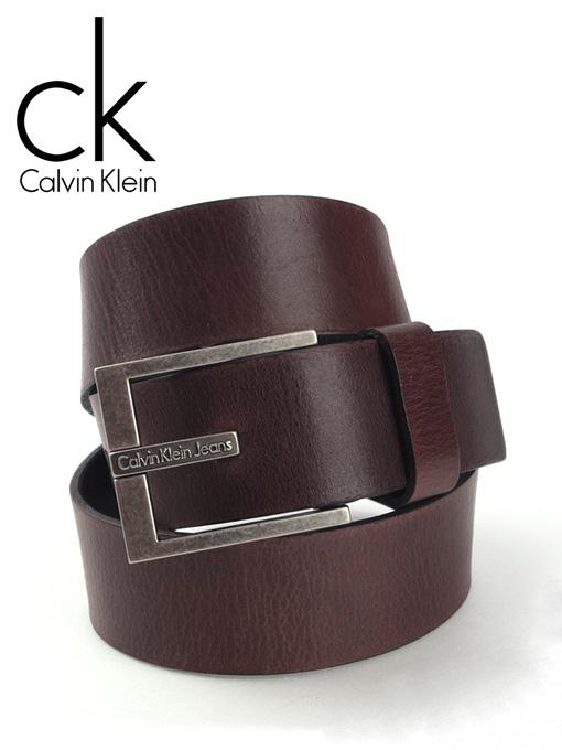 CK 캘빈클라인 남성벨트 73006 브라운