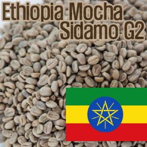 [생두]Ethiopia Mocha Sidamo G2