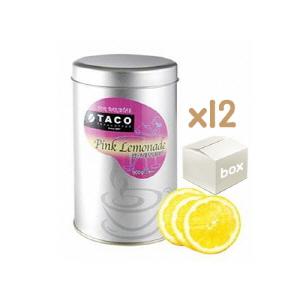 타코 핑크레모네이드 900g 12개 1박스